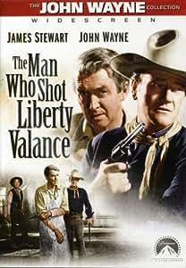 The Man Who Shot Liberty Valance [Import USA Zone 1]