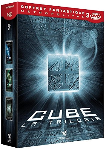 Cube - La trilog