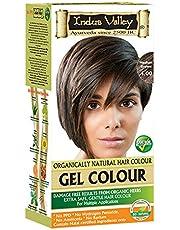 Indus Valley Natural Herbal Brown 40 Hair Colour Kit Medium