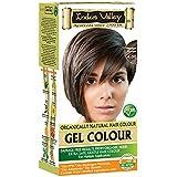 Indus Valley Natural Herbal Medium Brown 4.0 Hair Color-Kit