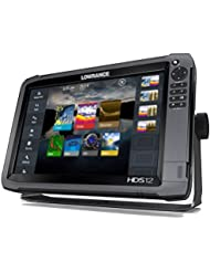 Lowrance HDS-12 Gen3 sin transductor