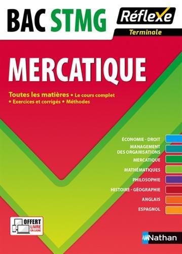 Mercatique Bac STMG : Terminale