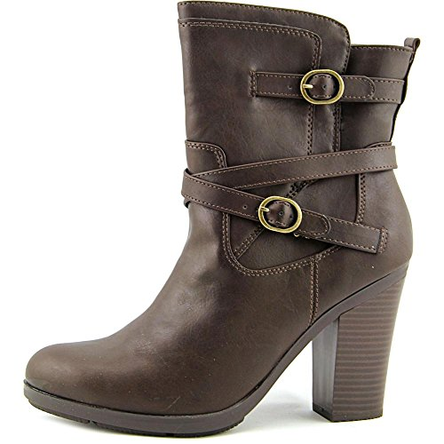 Style & Co Ameliya Synthétique Bottine brown