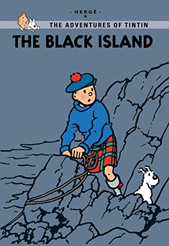 The Black Island (Tintin Young Readers Series)