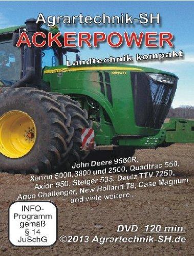 Preisvergleich Produktbild Ackerpower - Landtechnik kompakt