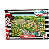 Paul Lamond Where's Wally Puzzle Safari (100 Pieces)