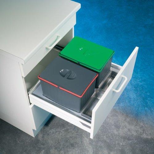 Pullboy Flex 60/235 Abfallsammler/Trennsystem/Mülleimer -
