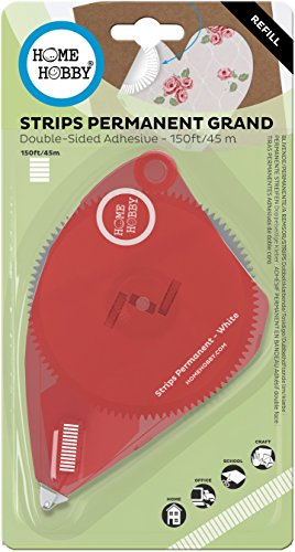 3L E-Z Runner Grand Refill Strip Permanent, 8 mm/45m weiß