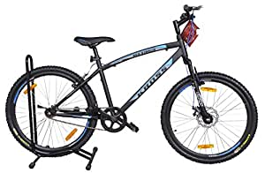 Kross Maximus 26T Single Speed 402477 Mountain Cycle (Black)