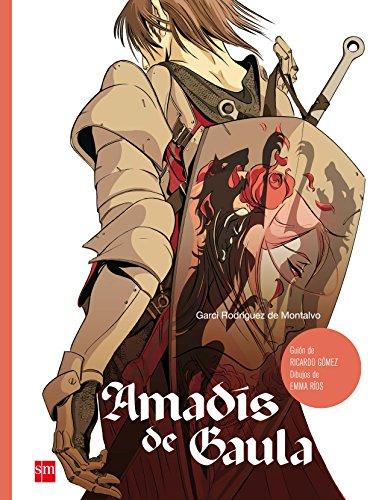 Amadís de Gaula (Clasicos en cómic) por Ricardo Gómez Gil