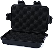 niceeshop (TM) caja de almacenamiento en seco impermeable flotante supervivencia seco caso para canotaje, kayak, Pesca, Camping y senderismo