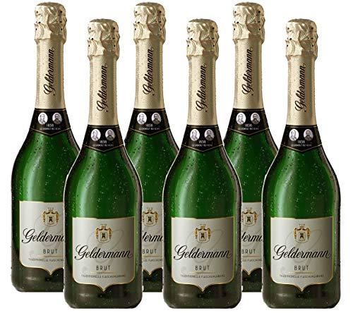 Geldermann Sekt Brut, Traditionelle Flaschengärung (6 x 0.75l)
