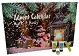 Accentra Adventskalender BATH & BODY - Schneemann und Laterne