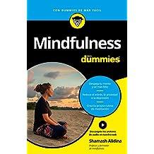 Mindfulness para Dummies (Spanish Edition)