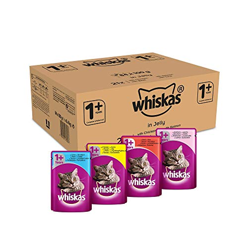 Whiskas 1+ Cat...