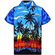 e140b9af1 Amazon.es  camisa hawaiana hombre