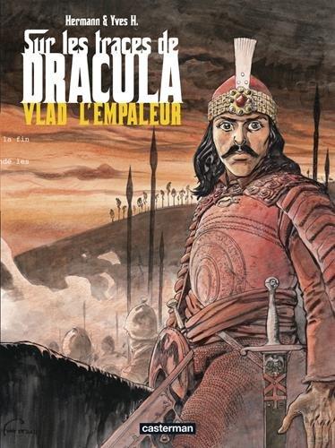 Sur les traces de Dracula, Tome 1 : Vlad l'empaleur