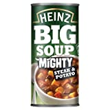 Heinz Big Soup Mighty Steak and Potato, 500 g