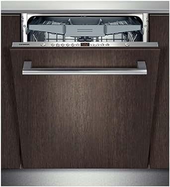 Siemens SN66M080EU Entièrement intégré A lave-vaisselle - lave-vaisselles (Entièrement intégré, Acier inoxydable, 44 dB, A, A, A)