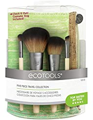 EcoTools MINERAL 5pc Make Up Brush Travel Set - Make up Pinsel Set für unterwegs - aus USA