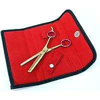 Professional Hair Cutting Razor Edge Tijeras de entresacar 6.5