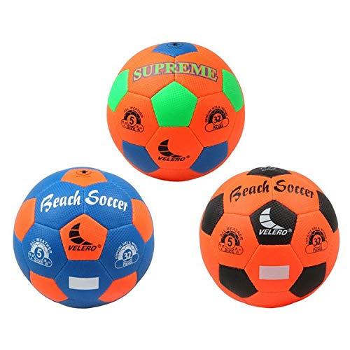 BigBuy Outdoor Balon de Futbol Playa 112958. S1122665, Adultos Unisex, Multicolor, Unico