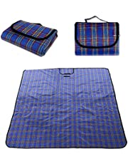 Inditradition Picnic Mat, Camping & Outdoor Foldable Sleeping Mat | Waterproof, 6 x 6 Feet