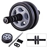 Ab Roller Core Exerciser Muscle Training Ab wheel
