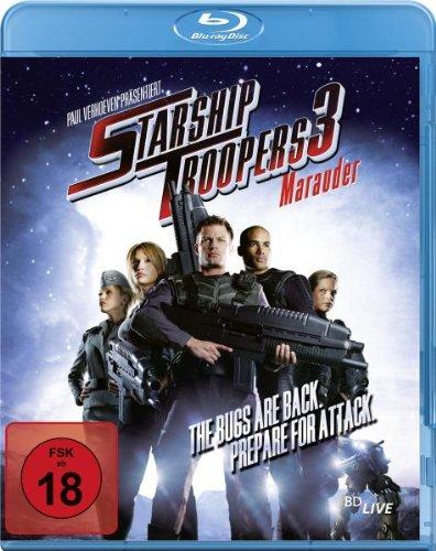 Bild von Starship Troopers 3 - Marauder [Blu-ray]