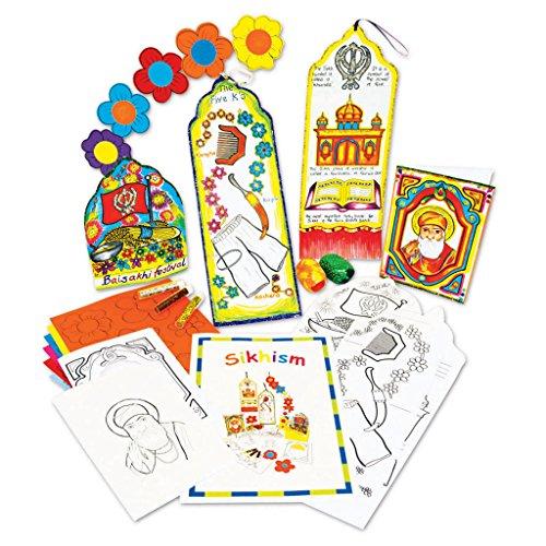SPRINGBOARD 10388Sikhismus, Activity Pack