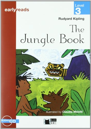 The Jungle Book+cd (earlyreads) (Black Cat. Earlyreads)