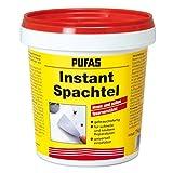 Pufas Instant-Spachtel innen und aussen 1,000 KG