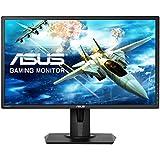 """ASUS VG245H - Monitor gaming de 24"""" (75 Hz, TN, resolución FHD 1920 x 1080, 16:9, brillo 250 cd/m2, respuesta 1 ms GTG, FreeSync, 2 altavoces estéreo 2 W RMS)"""