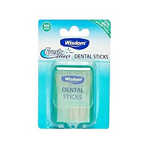 Wisdom Dental Sticks 100