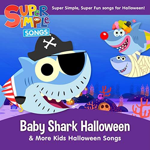Baby Shark Halloween & More Ki...
