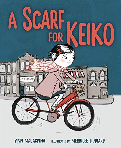 A Scarf for Keiko (English Edition)
