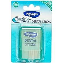 Palillos Efecto frescor dental extra mentolados 100 unidades