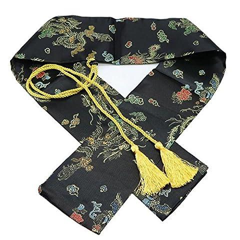 Japonais Shihan Formation Sabre Bokken Taille L l'Aikido Étui de