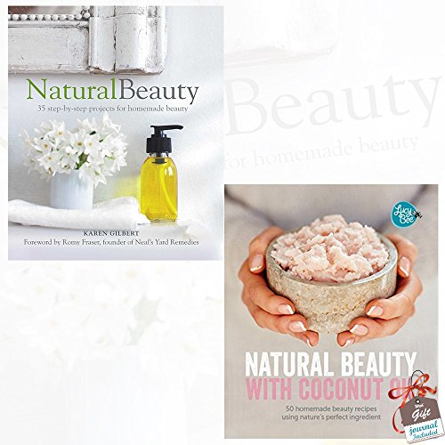 natural-beauty-and-natural-beauty-with-coconut-oil-hardcover-2-books-bundle-collection-with-gift-jou