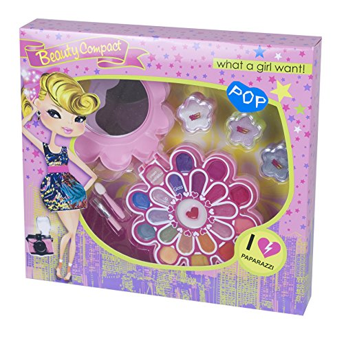 POP Coffret Palette Maquillage Fleur 26 Produits