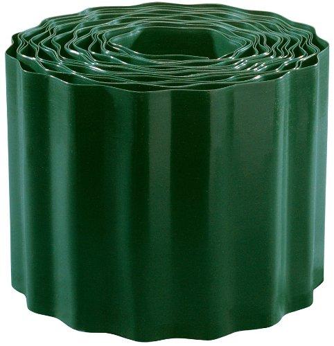 connex-flor14215-bordure-de-pelouse-pvc-vert-150-mm-x-9-m