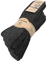 3 Paar Wollsocken 100 % Schafswolle von normani®