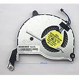 WishingDeals Laptop CPU Cooling Fan for HP P/N: 732068-001 736218-001 FFQ9-DFS531105MC0T 736278-001, DC 5V 4 Pins