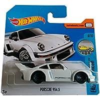 Hot Wheels Porsche 934.5 blanco