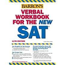 Verbal Workbook for the NEW SAT (Barron's SAT Critical Reading Workbook)
