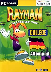 Rayman Collège : Allemand, 11-15 ans