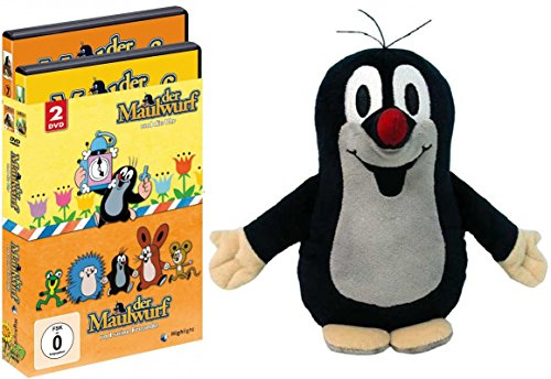 Box 2 + Pauli Plüschfigur (2 DVDs)