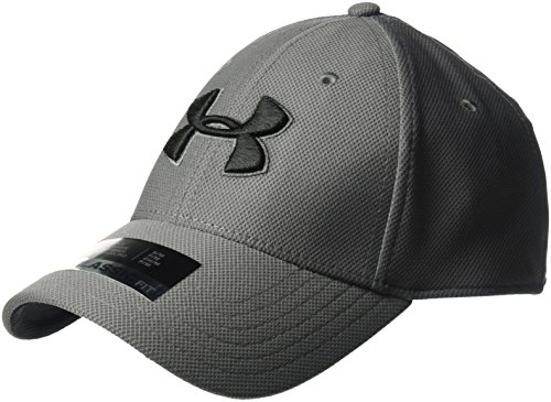 Under Armour Herren Blitzing 3.0 Kappe, Graphite, M/L