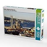 Istanbul - Süleymaniye-Moschee 1000 Teile Puzzle quer
