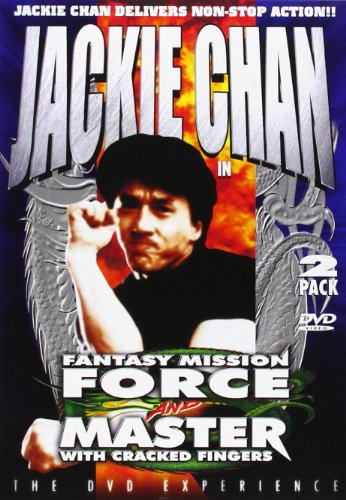 Bild von Jackie Chan - Fantasy Mission Force / Master with Cracked Fingers (NTSC, 2 DVDs)